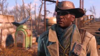 Fallout 4 - Had To Kill Preston Garvey