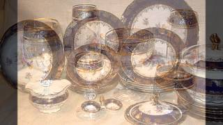 Посуда из Богемм(Классическая богемская посуда-это неповторимый дизайн, изящество, красота, чешская сказка и праздничное..., 2013-01-11T19:17:09.000Z)
