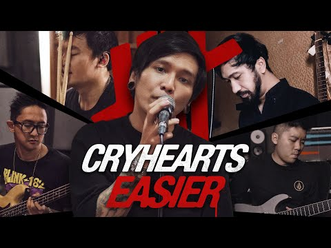 Easier - 5 Seconds Of Summer (Cover By Cryhearts)
