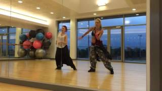 Zumba choreography Tango/ Cha-cha