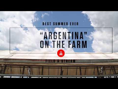 """""""Argentina"""" on the Farm"""