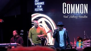 Common - Letter To The Free (feat. Anthony Hamilton) | Sundance 2017
