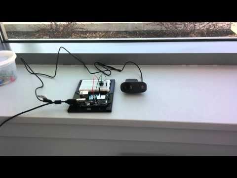 Arduino Yun powered photo booth