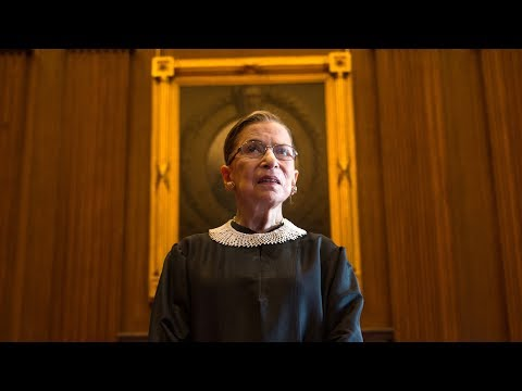 """""""RBG"""": New Documentary Celebrates Life of Groundbreaking Supreme Court Justice Ruth Bader Ginsburg"""