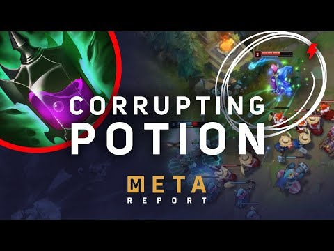 Why Everybody's Building Corrupting Potion - Meta Report