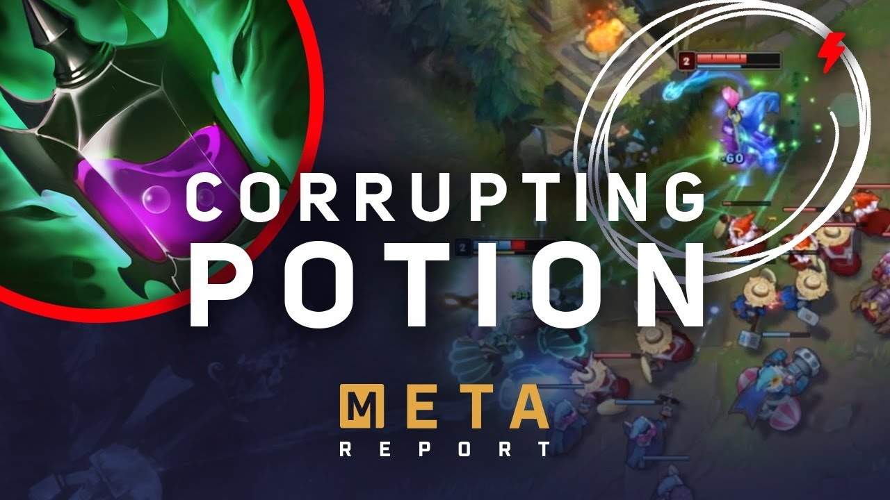 8 16 Meta Report: Why Everybody's Building Corrupting Potion