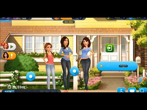 LP Desperate Housewives Mobile Game #2 SUSAN'S THIRSTY