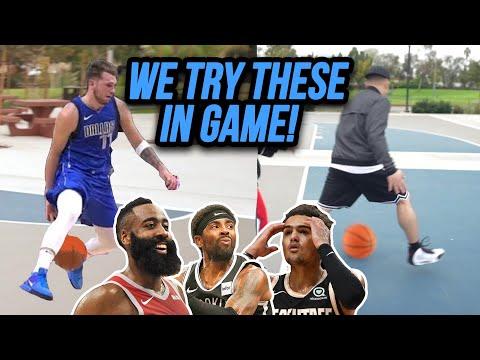 NBA SIGNATURE MOVES 13: THE NEXT GENERATION! W/Insta360 GO | Fung Bros