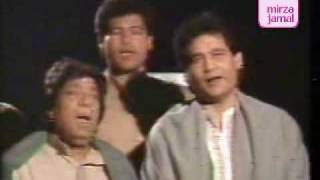 Yeh sochta hooN - Ustad Fateh Ali Khan - Nauha