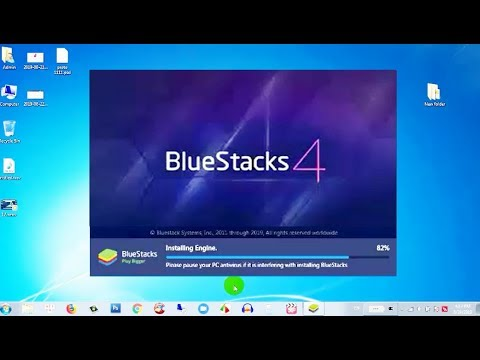 How to Install Bluestacks 4 in Windows 7 on PC
