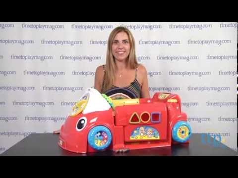 Laugh & Learn Crawl Around Car From Fisher-Price