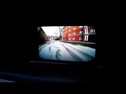 Мерседес, Audio 20: Передняя камера