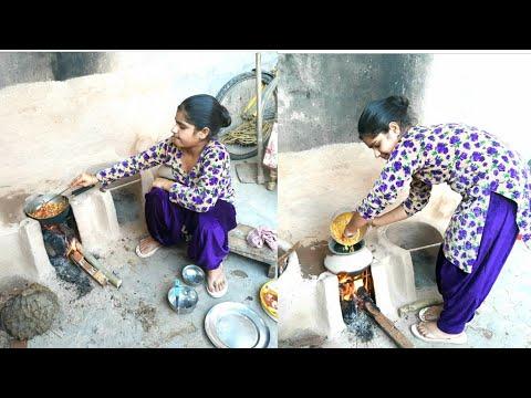 Village Girl Making Daal😋Village Life of Punjab/India😋Rural lifestyle of Punjab/ INDIA/Pind life thumbnail