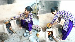 Village Girl Making Daal😋Village Life of Punjab/India😋Rural lifestyle of Punjab/ INDIA/Pind life