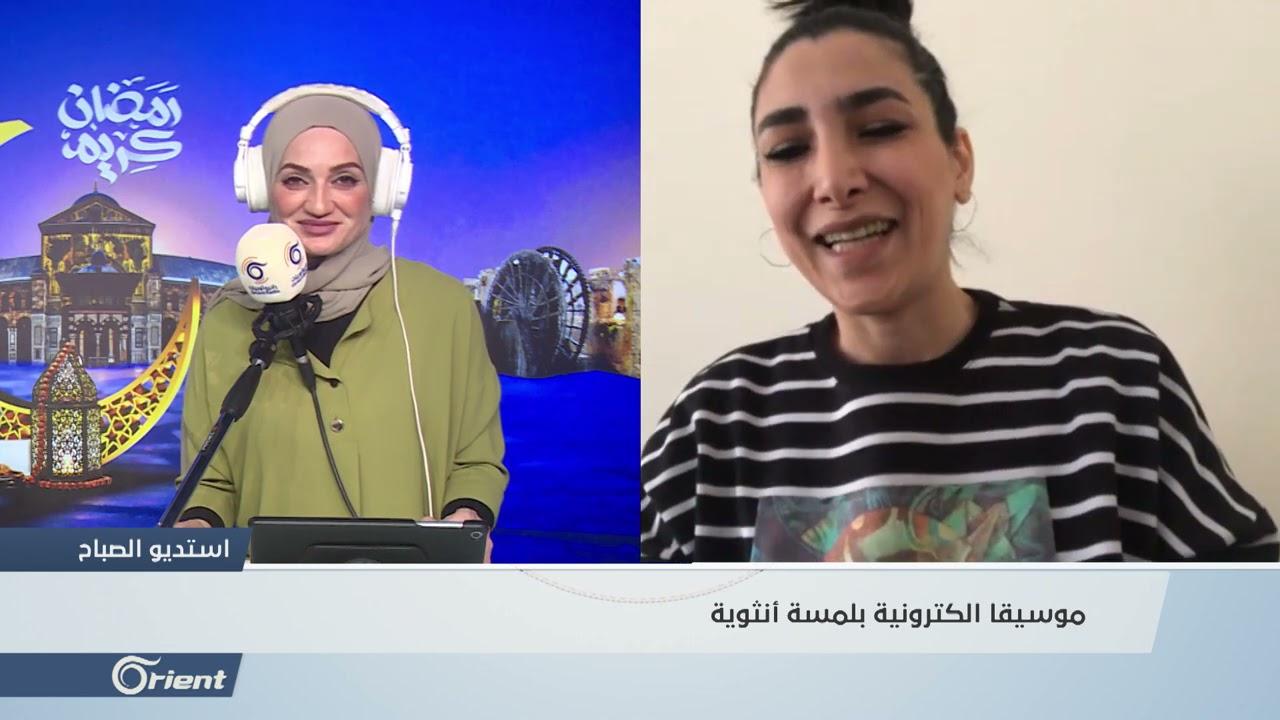 بتول المحمد .. أول منتجة سورية للموسيقى الإلكترونية  - 17:59-2021 / 4 / 19