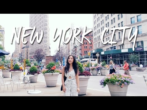 HOW I MOVED TO NYC + TIPS ON LIVING + WHAT I'VE LEARNT | C&C