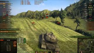 Лучшие бои World of Tanks #3 - M103 Мастер 4500DMG 2300EXP