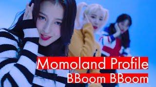 "Momland Profile | ""BBoom BBoom"""