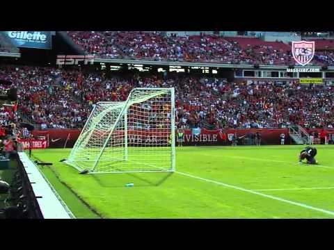 MNT vs. Spain: Highlights - June 4, 2011