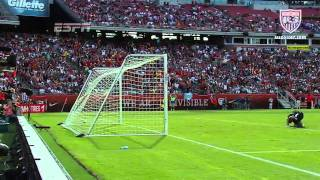 MNT vs. Spain: Highlights - June 4, 2011