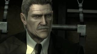 Metal Gear Solid 4 Trailer HD 720p