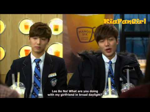 The Heirs Episode 19 Cute Jealous Moment