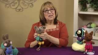 Learn To Knit Amigurumi: An Annie's Online Class