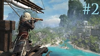 Assassin's Creed IV: Black Flag - PS4 Livestream Gameplay #2