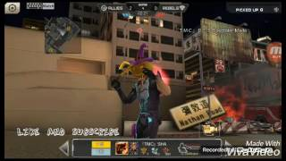 《BMX》VS『TMC』 FRIENDLY WAR AT SERVER REBELS 【CRISIS ACTION】