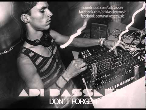 Adi Dassler - Dont forget