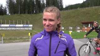 Interview with Anais Bescond (Obertilliach, 22.09.2013)