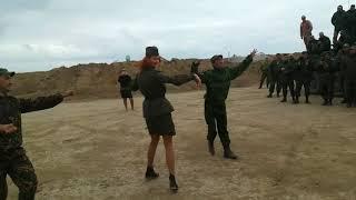 Даги в армии. Лезгинка . Арсен Иракинский