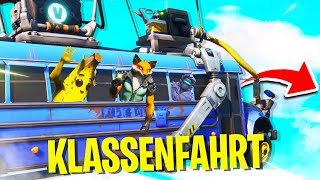 Fortnite Superhelden Academy | Klassenfahrt in eine andere Dimension!