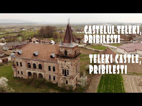 Castelul Teleki, Pribilesti,