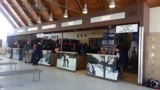Tour of Villa Olivia Ski Resort in Bartlett Illinois 2014