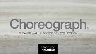 Ograph Shower Wall And Accessory Collection