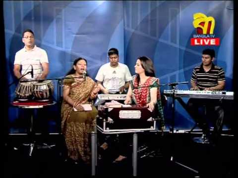 Bhawaiya O mui na sunung na sunung Gaan R Gaan Bangla TV