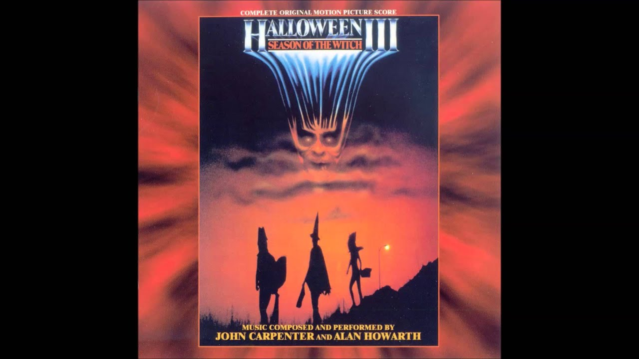 Halloween III Season of the Witch (OST) , First Chase