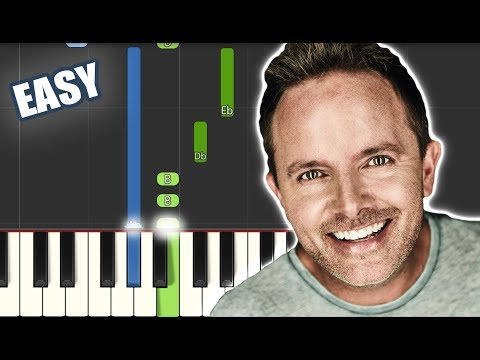 Our God - Chris Tomlin | EASY PIANO TUTORIAL by Betacustic
