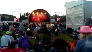 """Rick Astley & Liz & Me """"Let's Rock Leeds"""""""