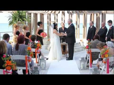 Vero Beach Hotel And Spa Wedding Videography Vero Beach Florida