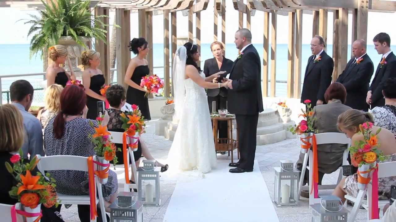 Vero Beach Hotel And Spa Wedding Videography Florida You