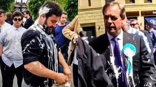 Two More Right-Wing Icons Get MILKSHAKED: The Fad Is Growing