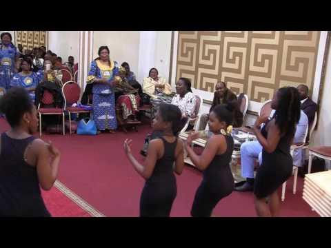 Tango naye interpreté par Keren, Leslie, Vanessa et Lyna (Culte pascal)