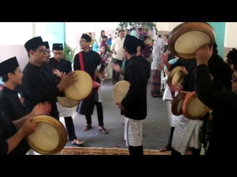 Kompang AKRAB - Aduhai (UbiAve1) 200316