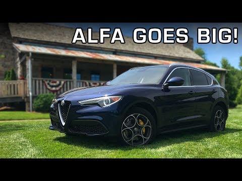 Alfa Romeo's Make It Or Break It Stelvio - Autoline After Hours 384