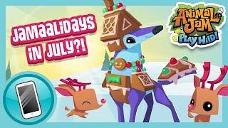 Jamaalidays in July! |  Play Wild Sneak Peek