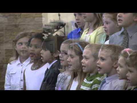 2016 Trinity Elementary School - St. Patrick's Day Program