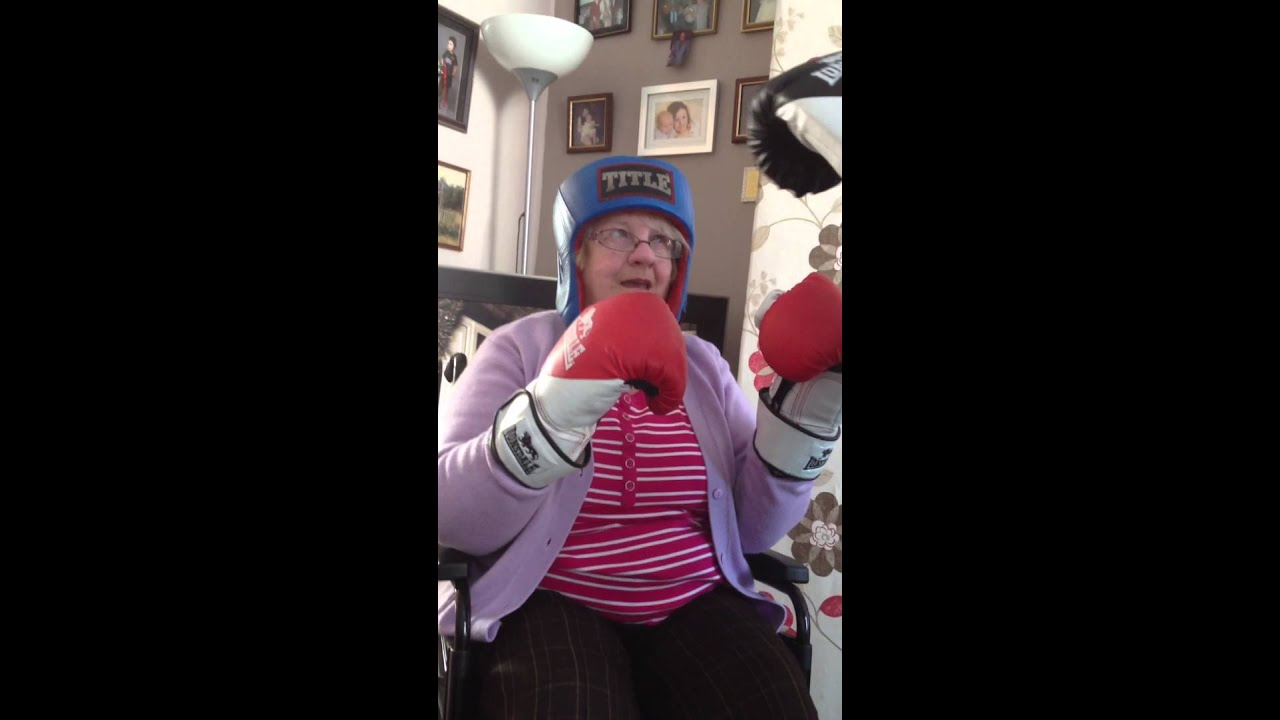 Granny Boxing 103