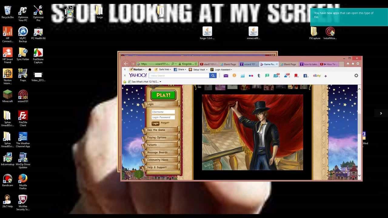 Windows 8 Tutorial How To Screenshot And Crop An Image